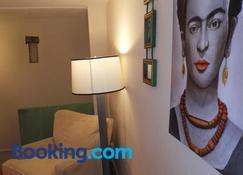 Casa Estudio Frida & Diego Rivera - Guanajuato - Living room