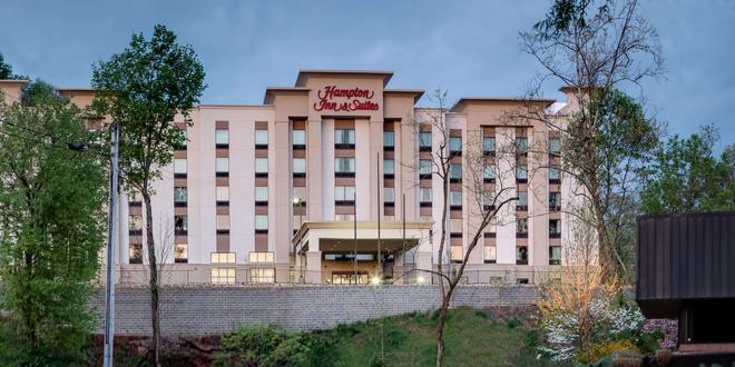 Hampton Inn & Suites - Knoxville Papermill Drive, TN - Knoxville - Rakennus