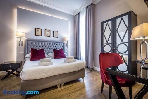 Hotel Emma - Florence - Phòng ngủ
