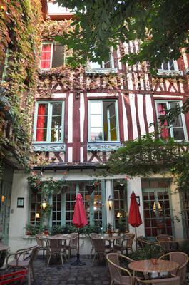老卡雷酒店 - 魯昂 - 建築