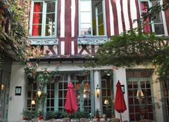 Hôtel Le Vieux Carré - Ruão - Edifício