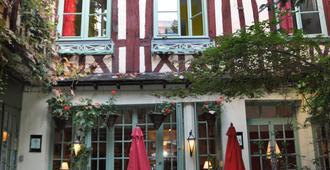 Le Vieux Carré Hôtel Rouen - Rouen - Bâtiment