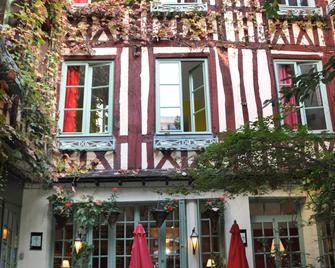 Hôtel Le Vieux Carré - Rouen - Building