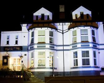 The York Hotel - Wolverhampton - Building