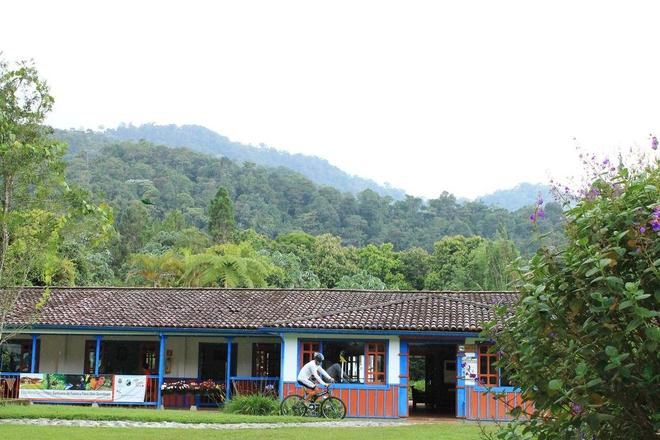 Santuario De Fauna Y Flora Otún Quimbaya - Pereira - Außenansicht