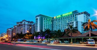 Promenade Hotel Kota Kinabalu - קוטה קינבאלו - בניין