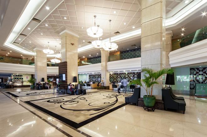 Promenade Hotel Kota Kinabalu - Kota Kinabalu - Σαλόνι ξενοδοχείου