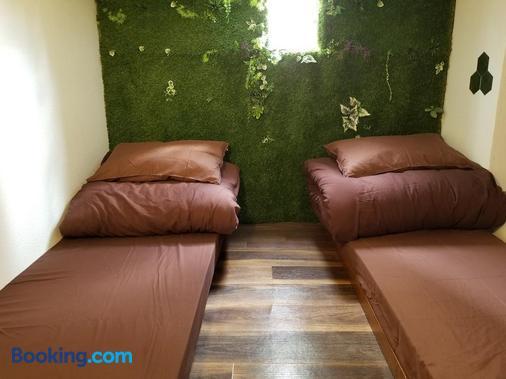 Lohas Villa - Hostel - Naha - Κρεβατοκάμαρα