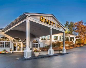 Quality Inn at Quechee Gorge - Quechee - Building