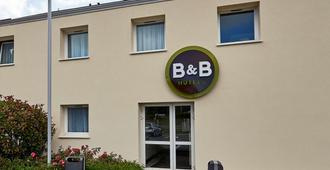 B&b Hotel Honfleur - Honfleur - Edificio