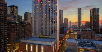 Chicago Marriott Downtown Magnificent Mile - Chicago - Outdoors view