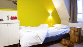 The People Hostel - Lille - Lille - Schlafzimmer