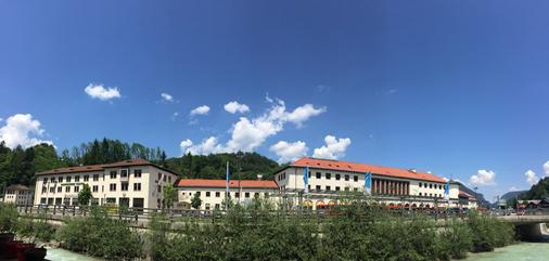 Ks Hostel Berchtesgaden - Berchtesgaden - Rakennus