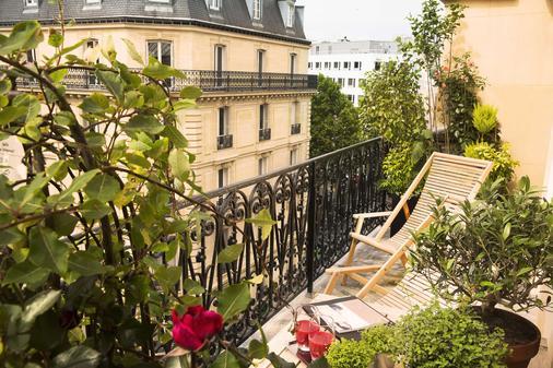 Le Belmont Paris - Paris - Balcony