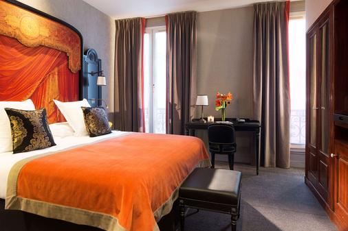 Le Belmont Paris - Paris - Bedroom