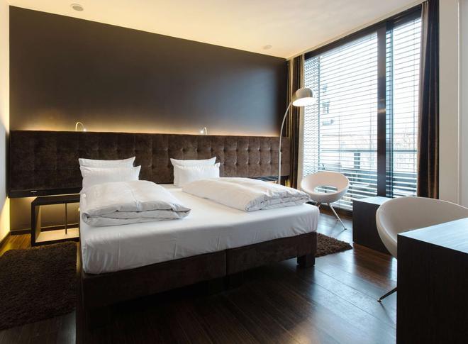 Saks Urban Design Hotel Kaiserslautern - Kaiserslautern - Bedroom