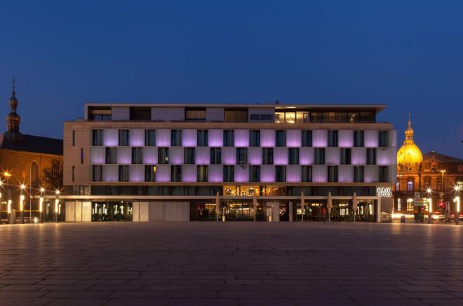 Saks Urban Design Hotel Kaiserslautern - Kaiserslautern - Building