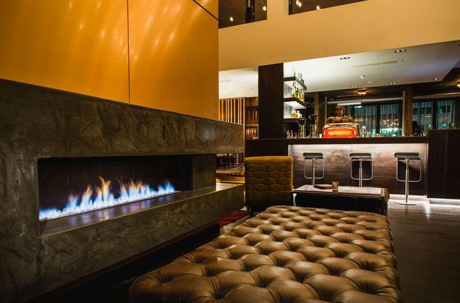 Saks Urban Design Hotel Kaiserslautern - Kaiserslautern - Bar