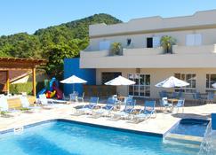 Atena Praia Hotel - São Sebastião - Piscina