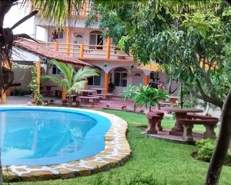Hotel El Sol - Tequesquitengo - Pool