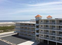 Aqua Beach Hotel - Wildwood Crest - Bâtiment