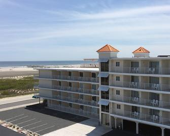 Aqua Beach Hotel - Wildwood Crest - Gebouw