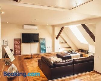 Skol Apartment - Celje - Wohnzimmer