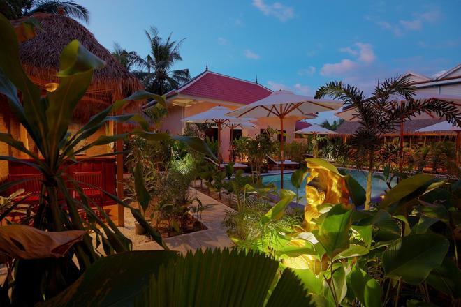 Dream Mango Villa - Siem Reap - Pool