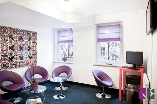 Hotel Nikolai Residence - Berlin - Living room