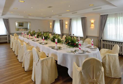 Best Western Hotel Der Föhrenhof - Hannover - Bankettsaal