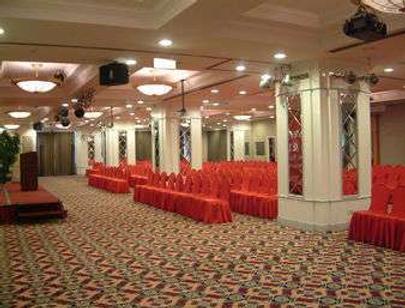 Ramada Plaza by Wyndham Tian Lu Hotel Wuhan - Wuhan - Sala de banquetes