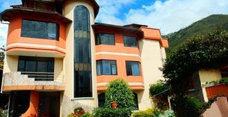Hostal Tungurahua - Baños (Tungurahua) - Gebäude