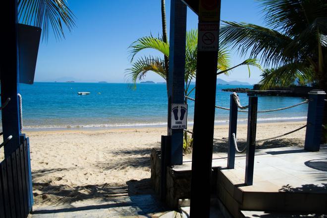 Pousada Daleste - Angra dos Reis - Παραλία