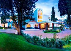 The Gateway Hotel Gir Forest - Sasan Gir - Byggnad
