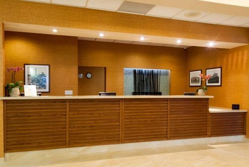 Gateway Hotel Santa Monica - Santa Monica - Vastaanotto