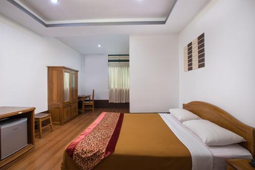 Mgm Hotel - Yangon - Bedroom