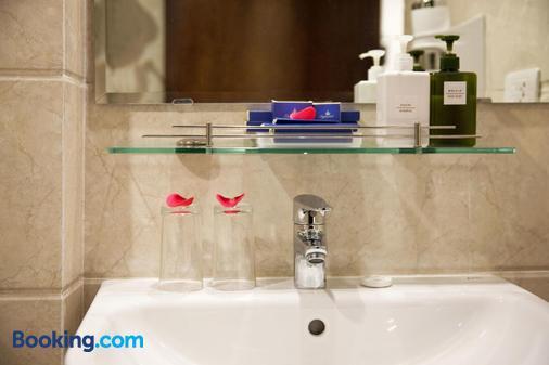 Skyline Hotel - Hà Nội - Phòng tắm