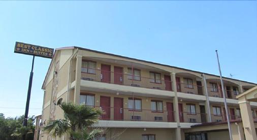 Best Classic Inn & Suites - Houston - Edificio