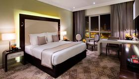 Elite Byblos Hotel - Dubai - Bedroom