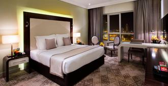 Elite Byblos Hotel - דובאי - חדר שינה
