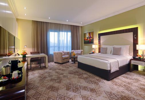 阿瑞斯廣場酒店 - 杜拜 - 杜拜 - 臥室