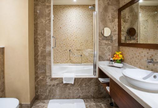 阿瑞斯廣場酒店 - 杜拜 - 杜拜 - 浴室
