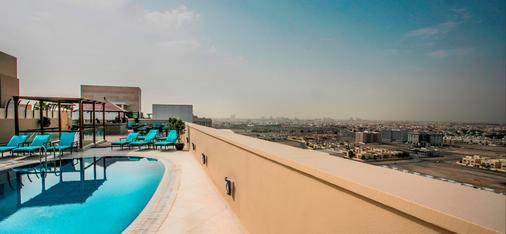 阿瑞斯廣場酒店 - 杜拜 - 杜拜 - 商務中心