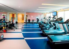Elite Byblos Hotel - Dubai - Gym