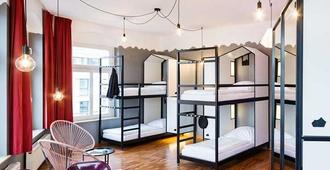 The Circus Hostel - Berlim - Quarto