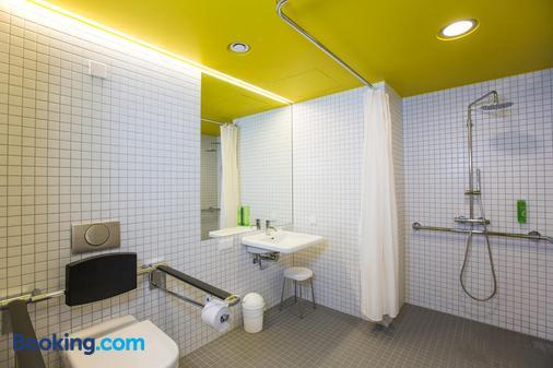 Green City Hotel Vauban - Freiburg im Breisgau - Bathroom
