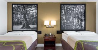 Super 8 by Wyndham Greensboro/Coliseum/Conv. - Greensboro - Soverom