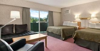 霍普旅遊賓館 - 霍普 - 希望(加拿大) - 臥室
