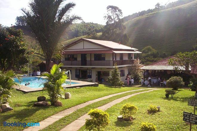 Fazenda Hotel Alvorada - Santos Dumont - Kitchen