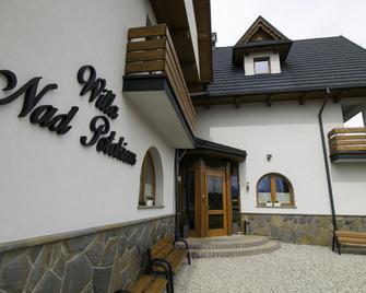 Willa Nad Potokiem - Białka Tatrzańska - Building